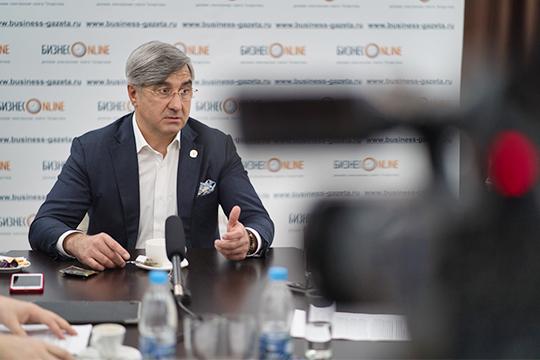 «Если знаешь татарский язык всовершенстве, томожешь стать президентом Татарстана. Разве это неперспектива, нецель, ккоторой тыможешь идти?»