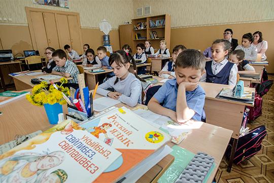 «Часть татарских школ и классов уже потеряли, потому что многие родители-татары отказались от того, чтобы их дети изучали родной язык»