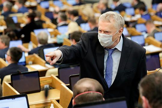 Особое беспокойство вызывает здоровье Владимира Жириновского:«Последнюю неделю оночень плохо выглядит. Бледное лицо сиспариной, слабость, похудел ипостарел»