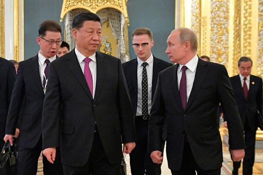 «Здесь нельзя мыслить узко — что американцы не любят Китай или Россию вот по такой-то вот причине. Нужен комплексный подход»