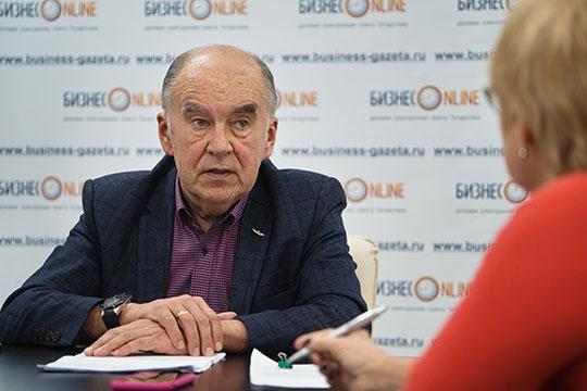 Шамиль Агеев: «Были объявлены месячные каникулы с сохранением заработной платы. Тогда возникает вопрос: откуда брать деньги на зарплату, если предприятие не работает, и на счетах ноль?»