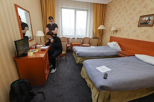 Опустевшие отели игостиницы открыли свои номера для медиков, работающих скоронавирусными больными, чтобы исключить ихконтакты счленами семей