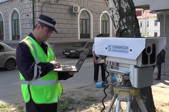 Теперьштрафовать занарушение ПДД можно будет только спомощью независимых отвоздействия наних человека устройств вроде стационарных дорожных камер имобильных комплексов натреногах