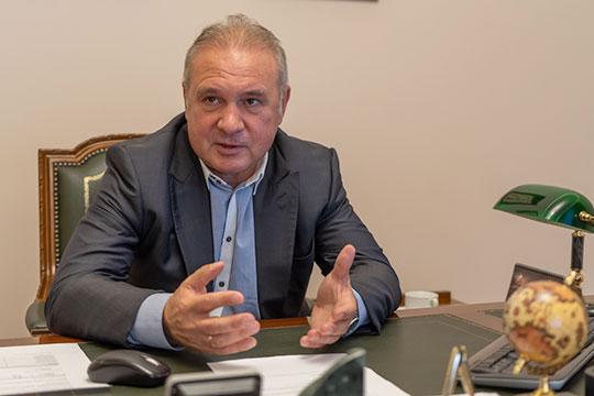 Вячеслав Зубарев: «Бюджетные затраты у нас в мирное время 600 млн рублей в месяц для того, чтобы быть безубыточными. 600 млн надо покрыть доходами. Поддержки мы сегодня получаем менее 10 млн рублей»