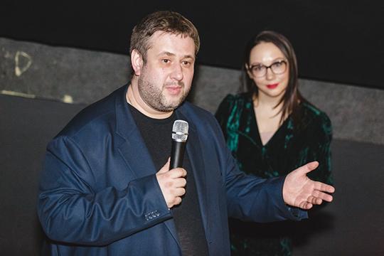 Алексей Барыкин:«Сейчас уменя неоднозначное отношение кфестивалю мусульманского кино.Впоследние годы участие внем нанесло мне определенный репутационный ущерб. Былобы лучше, еслибы янеучаствовал»
