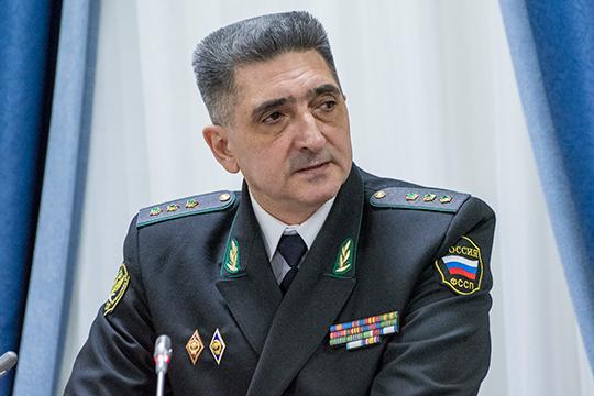 Сегодня, 30 апреля, последний рабочий день главного судебного пристава Татарстана Игоря Безуевского. В пятницу он покидает свой пост. Информация об этом уже доведена до личного состава ФССП по РТ