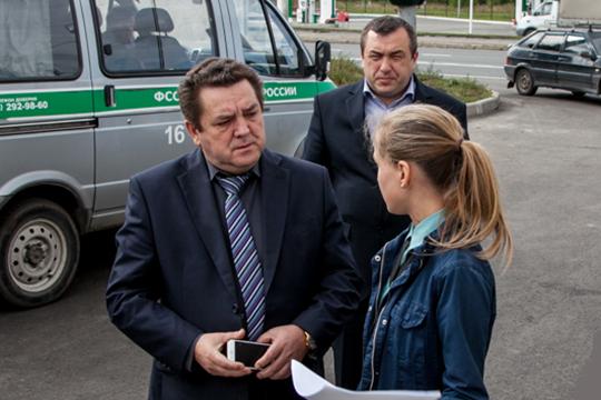 Радик Ильясов перешел на должность главного судебного пристава Республики Алтай