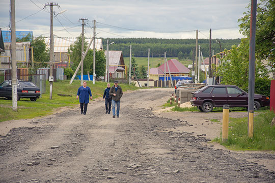 «Ну, не может быть, чтобы 100-процентная татарская деревня полностью перешла на другой язык… Не хочу я в это верить»