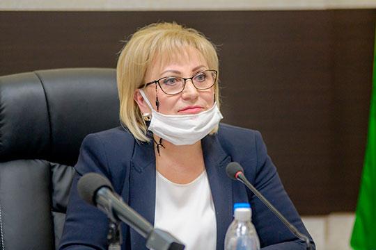 Татьяна Дербенева: «Мы ждем, что будут приняты дополнительные меры поддержки»»