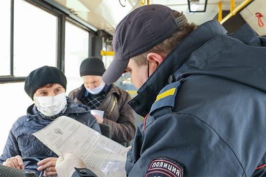 Хабаровских пассажиров, игнорирующих масочный режим в общественном транспорте, будут дисциплинировать с помощью полицейских
