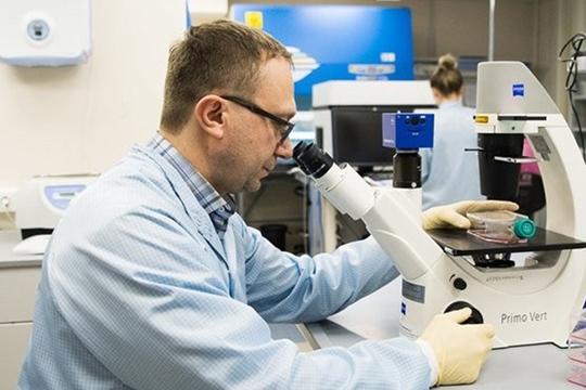 Ученые вуза во главе с профессором кафедры генетики Института фундаментальной медицины и биологии Альбертом Ризвановым сейчас разрабатывают вакцину от COVID-19 и экспресс-тест для определения антител против вируса