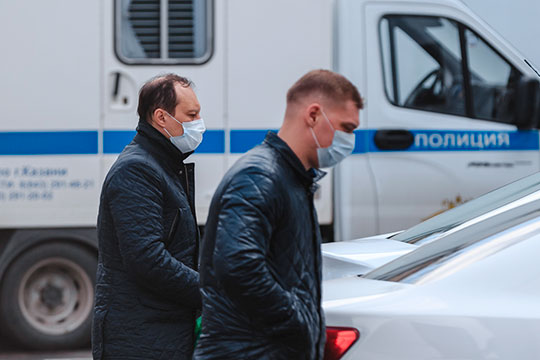 Сергей Юшко стал первым за долгое время татарстанским VIP-обвиняемым, кадры задержания которого были слиты в публичное пространство