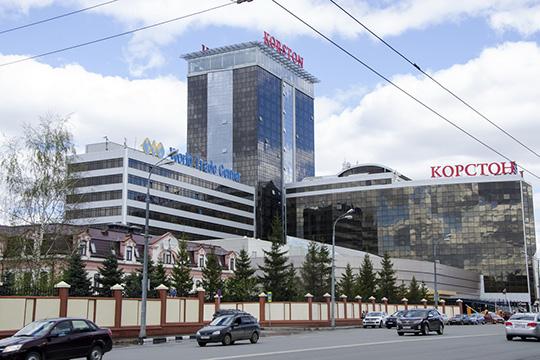 По выручке «Корстон.Казань» относится к среднему (до 2 млрд рублей в год), а по численности — к крупному бизнесу