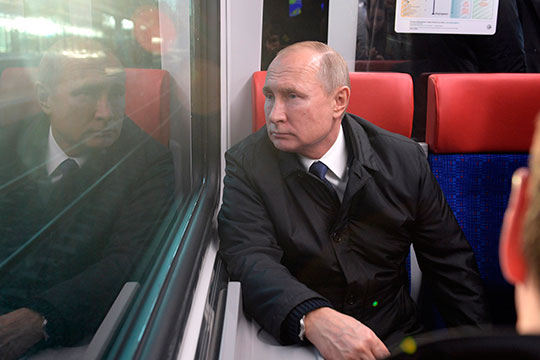 «Смена главы государства произойдет рано или поздно. И Путин не может не готовиться к этому»