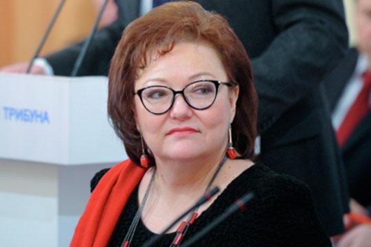 Ольга Крыштановская: «Очень важно в информационном поле сформировать ощущение, что российская власть — самая эффективная в мире. В других странах столько жертв, а мы молодцы, у нас лучше ситуация»