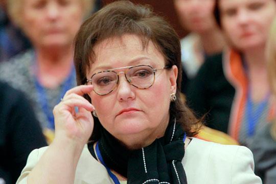 Ольга Крыштановская: «У власти будет выбор – допустить бунты или раздать пустые деньги»