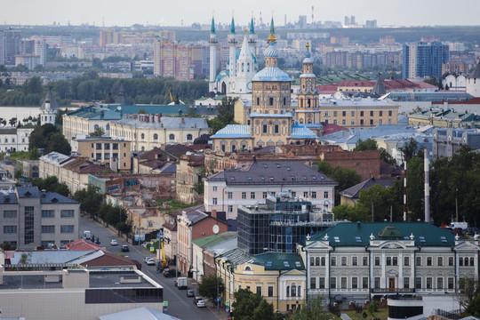 Поскольку в Казани исчезли туристы, практически потерял свою востребованность центр города