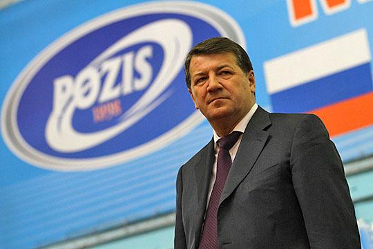 64-летний Радик Хасанов уже более 20 лет является генеральным директором АО «Производственное объединение «Завод имени Серго» (POZIS)