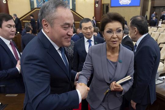 Отставка дочери основателя Казахстана Нурсултана Назарбаева случилась неожиданно. Кажется, такого никто не предсказывал