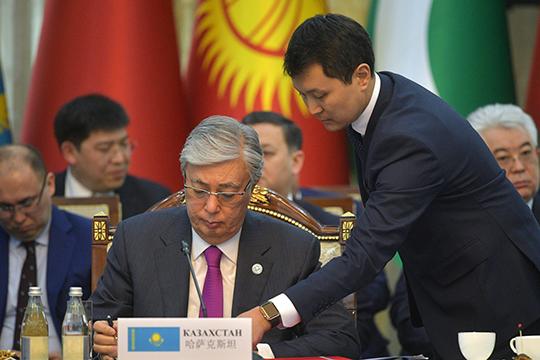 2 мая президент Казахстана Касым-Жомарт Токаев подписал указ о прекращении полномочий спикера сената республики, дочери нации («Елбасы»)