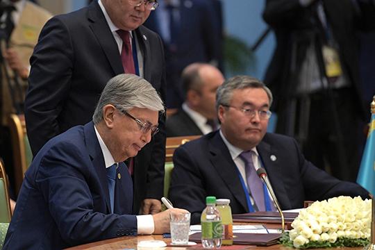 Знаковым для Казахстана днем стало 16 марта. В этот день Токаев подписал указ о расширении своих собственных полномочий