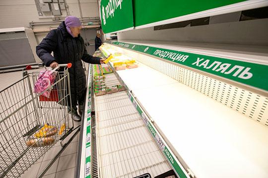 «Сегодня дедушки и бабушки на свои маленькие пенсии стараются купить халяль, а он уже как минимум в полтора раза дороже. А фактически же встречается «халяльная» свинина — смешно!»