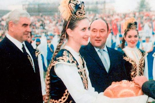 Фатих Сибагатуллин (слева) и Марат Ахметов (справа)