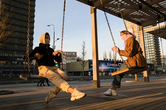 «Из общего количества подтвержденных случаев в Татарстане абсолютное большинство — люди трудоспособного возраста, 13% — старше 65 лет»