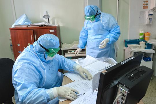 «В республике раз в неделю проводится лабораторное обследование всех медицинских работников, имеющих риск заражения коронавирусом»