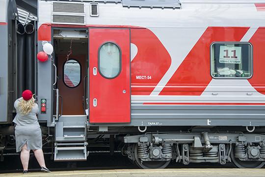 РЖД уже вернул своим пассажирам 8 млрд рублей по билетам — спрос на поезда дальнего следования в отрасли сократился на 70%