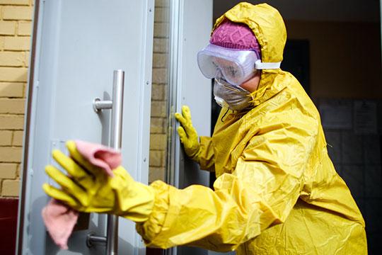 По данным Роспотребнадзора, в Татарстане работают 63 специализированные организации дезинфекционного профиля, которые осуществляют профилактические дезинфекционные мероприятия