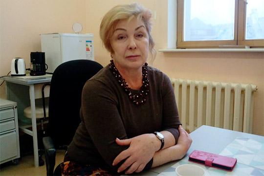 Ольга Ильинская: «Меры дезинфекции разумные, несколько, может, усиленные чересчур, но это дает благоприятный эффект»