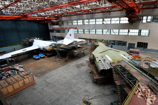 Испытания по программе Ту-160М сдвинулись из-за пандемии коронавируса, рассказал «БИЗНЕС Online» близкий к Минобороны РФ источник