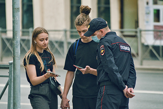 «18 процентов россиян считают запретительные решения властей чрезмерными. Конкретно про штрафы мы не спрашивали респондентов»