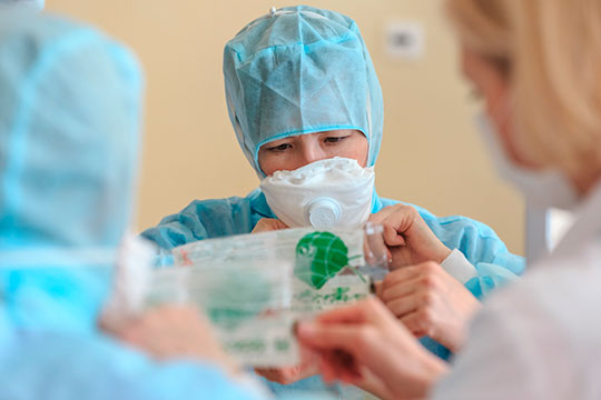 В Татарстане уже со следующей недели начнут делать тесты на антитела коронавируса