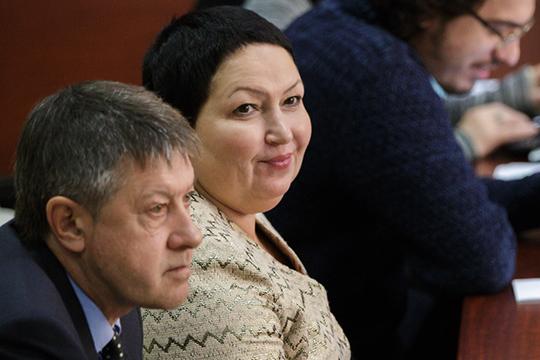 СКР завершил расследование уголовного дела в отношении Рушании Бильгильдеевой. После майских праздников папки с материалами на экс-лидера «Справедливой России» в РТ передадут в прокуратуру