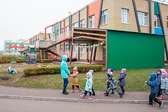 ВТатарстане с12мая вштатном режиме начнут работу детские сады ималокомплектные школы счисленностью учащихся до20 человек