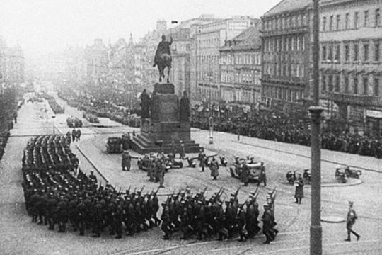 «1941 год стал тем годом, когда гитлеровская Германия без объявления войны вступила на наши границы и начала уничтожать все живое на Земле»