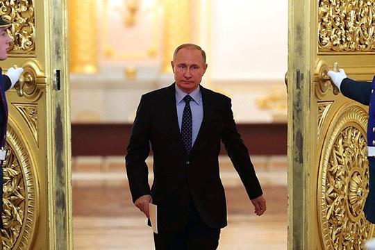 Люди, у которых со здравым смыслом все в порядке, понимают, что доверие к Путину во время эпидемии должно было снизиться, это совершенно очевидно. То, как мы проходим эпидемию, очень многих касается