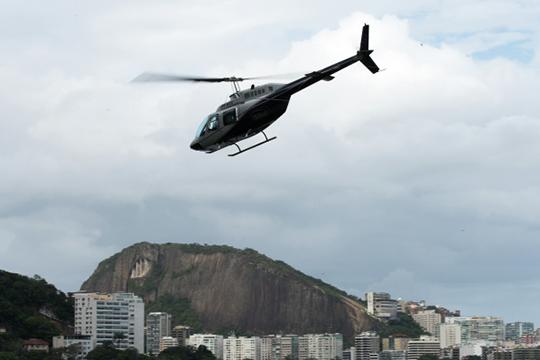 «Если посмотреть, например, на Сан-Паулу и Рио-де-Жанейро в Бразилии, то там есть такие богатые районы, где люди перемещаются с небоскреба на небоскреб на вертолете»