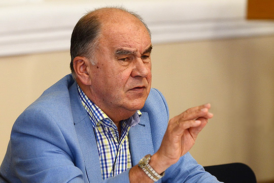 Шамиль Агеев: «Сейчас главное, чтобы самозанятые сохранили свою работу»