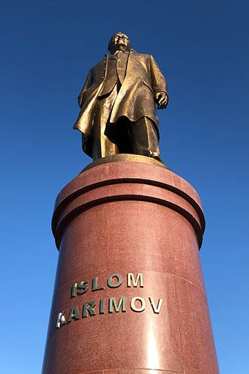 Как отмечал первый президент независимого Узбекистана Ислам Каримов: «Советская социалистическая государственность… была навязана нашему народу