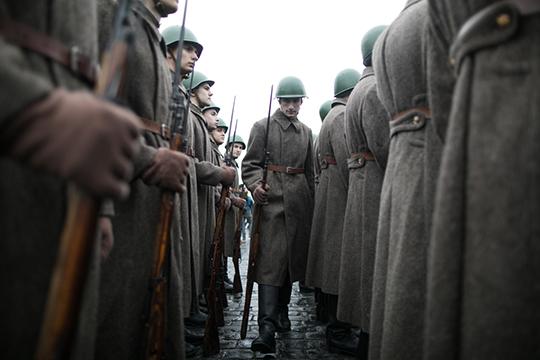 «Все ушли на фронт, все мужчины и никого не осталось, потому что на них пришёл самый страшный удар 1941-42 года»