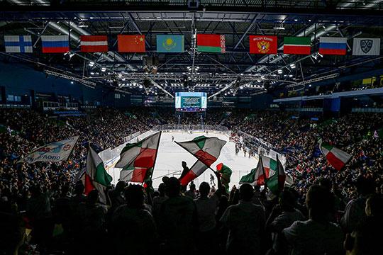 «Ак Барс» в минувшем сезоне стал первым на Востоке, всего на одно очко отстав от ЦСКА в общей турнирной таблице КХЛ