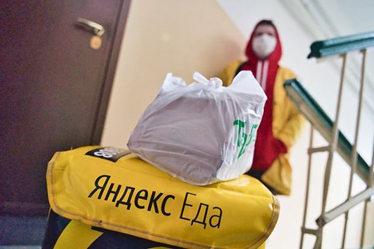 Заявки на аккредитацию в программе направили такие крупные игроки рынка, как «Яндекс.Еда», Delivery Club, Ozon и Wildberries