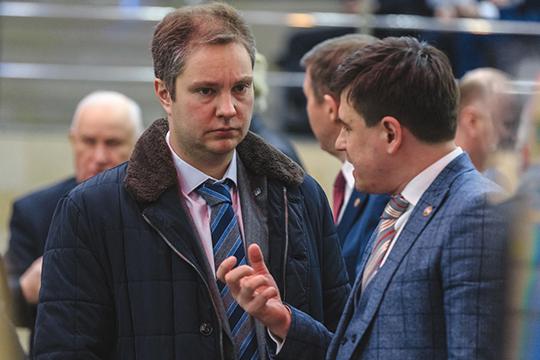 В числе кандидатов в кандидаты в Госсовет зарегистрирован генеральный директор ОЭЗ «Алабуга» Тимур Шагивалеев