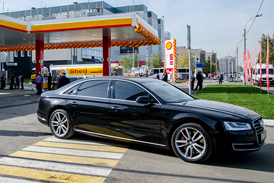 Свой праздник на улице Audi: его продажи в РТ выросли на 57% до 143 авто, что позволило бренду наконец-то вернуть «бронзу» люксового сектора