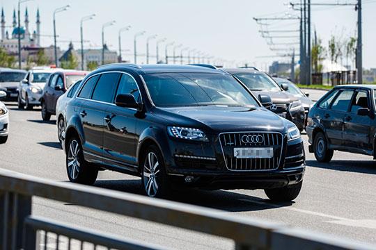 Приличный вклад в растущую популярность новых Audi внесли крупные кроссоверы