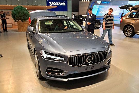 Не остался в стороне от рекордных веяний и шведско-китайский Volvo. Спрос на него в первом квартале-2020 и во всей республике, и отдельно в Казани вырос примерно на две трети