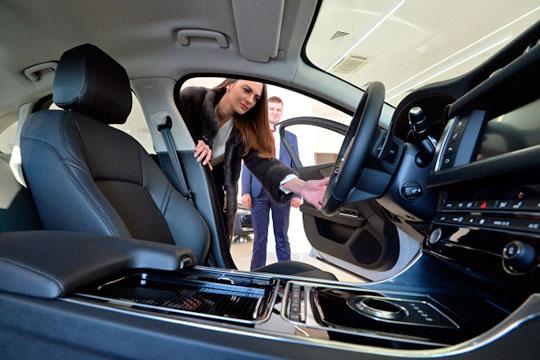 Казанцы остались относительно лояльными к Jaguar, умерив свои аппетиты лишь на одно авто до пяти итоговых